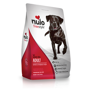 Nulo Adult Lamb & Chickpeas Recipe for Dogs 11lb