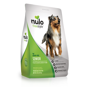 Nulo Senior Trout & Sweet Potato Recipe for Dogs 24lb