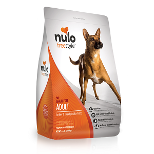 Nulo Adult Turkey & Sweet Potato Recipe for Dogs 11lb