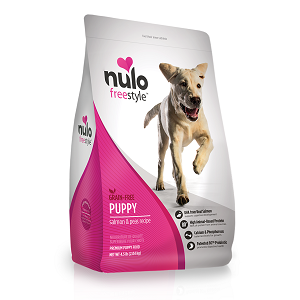 Nulo Puppy Salmon & Peas Recipe for Dogs 4.5lb