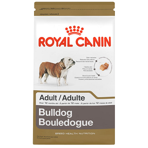 Royal Canin Bulldog Adult Dry Dog Food 30lb