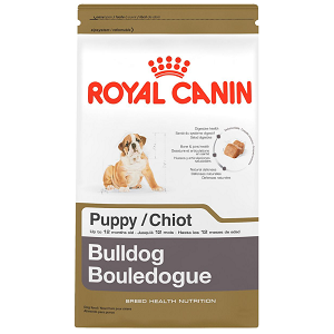 Royal Canin Bulldog Puppy Dry Dog Food 30lb
