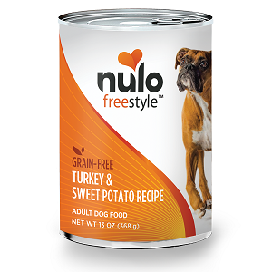Nulo Pate Recipes Adult Turkey & Sweet Potato 13 oz.