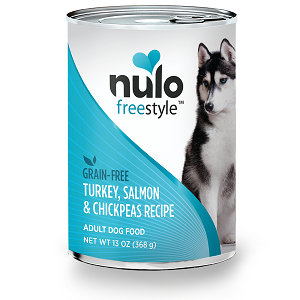 Nulo Pate Recipes Adult Turkey, Salmon & Chickpeas 13 oz.