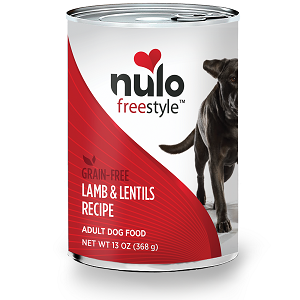 Nulo Pate Recipes Adult Lamb & Lentils 13 oz.