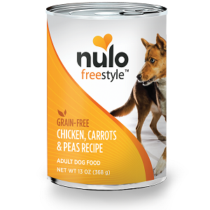 Nulo Pate Recipes Adult Chicken, Carrot & Peas 13 oz.