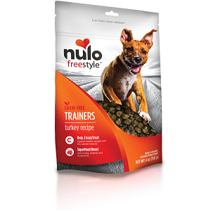 Nulo Training Treats Turkey Recipe 4 oz.