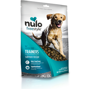 Nulo Training Treats Salmon Recipe 4 oz.