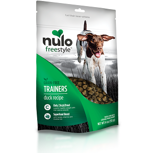 Nulo Training Treats Duck Recipe 4 oz.