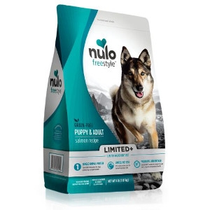 Nulo FreeStyle™ Limited+ Puppy & Adult Salmon Recipe