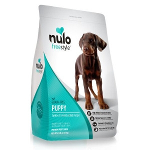 Nulo FreeStyle™ Puppy Turkey & Sweet Potato Recipe