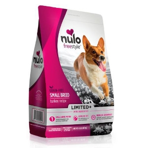 Nulo FreeStyle™ Limited+ Small Breed Turkey Recipe