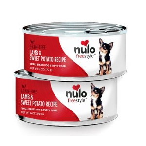 Nulo FreeStyle™ Canned Small Breed Lamb & Sweet Potato Recipe