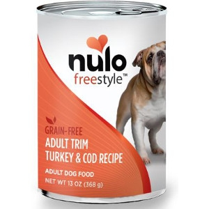Nulo FreeStyle™ Canned Adult Trim Turkey & Cod Recipe