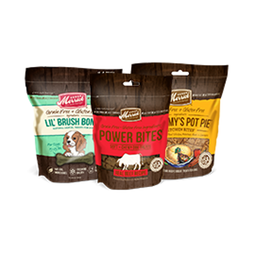 15% off Merrick Dog Treats