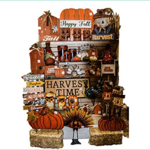 20% OFF Halloween & Fall Decor