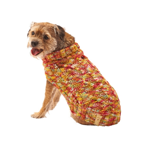 20% OFF Dog Sweaters & Jackets