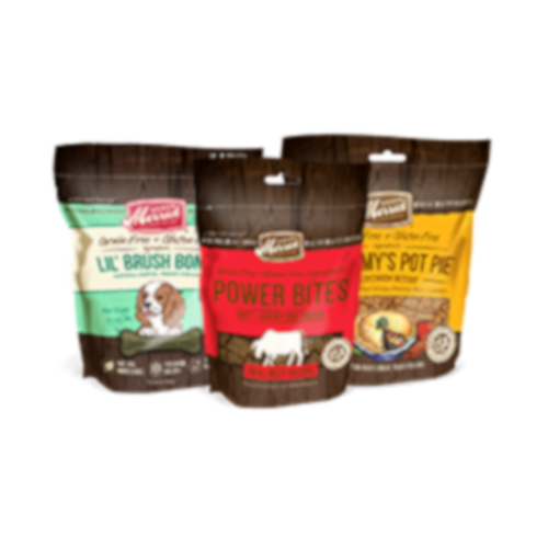20% OFF Merrick Dog Treats