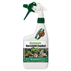 Liquid Fence Deer & Rabbit RepellentÂ