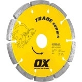 OX Trade TMR Tuck Raking Diamond Blade
