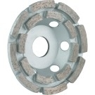 OX Ultimate UCD 4.5in Double Row Cup Wheel - 7/8 - 5/8 bore