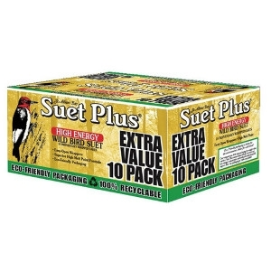 Suet Plus Value 12 Pack