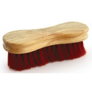 Legends Peanut Face Brush Red
