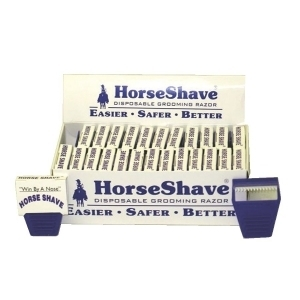 Horseshave Razor Purple