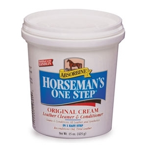Horseman's 1-Step Harness Cleaner & Conditioner 15 oz.