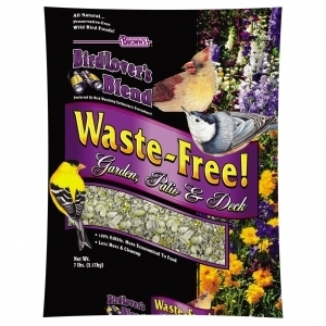 Birdlovers Blend Waste-Free Fd