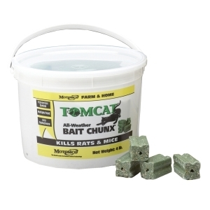Tomcat All Weather Bait Chunx