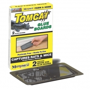 Tomcat Mice Glue Board 2 Pack