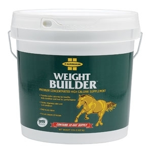 Weight Builder High Calorie 8 Lb. Con.