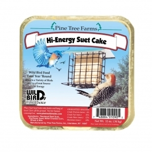 Hi-Energy Suet Cake 12 Ounce
