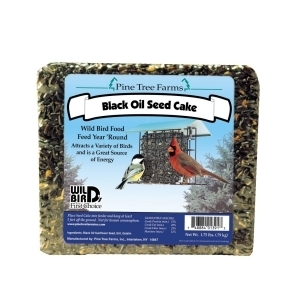 Sunflower Seed Cake 1.75 Pound
