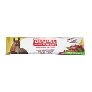 Ivermectin Paste 1.87% 6.08 grams