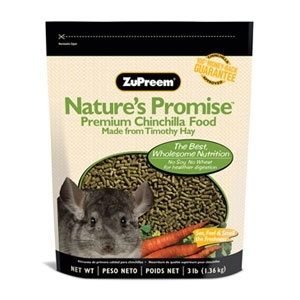 Premium Food Chinchilla 3 Lb.