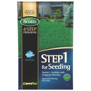 Lawn Pro Step One For Seeding 5000 Sq. Ft.