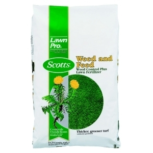 Lawn Pro Weed & Feed 5000 Sq. Ft.