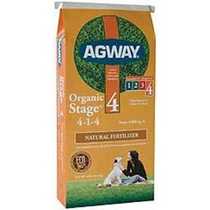 Agway ® Stage ® 4 Winterizer Fertilizer 22-0-10
