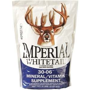 Imperial Whitetail 30-06 Mineral/Vitamin Supplement