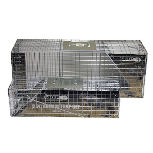 2-Piece Catch & Release Animal Trap