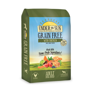 Under the Sun® Grain-Free Chicken Dog Food