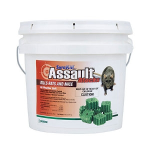 SureKill® Assault Blocks Rat Poison