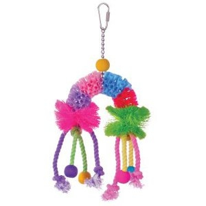 15% Off All Domestic Bird Toys