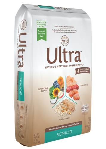 NUTRO ULTRA™ SENIOR DRY DOG FOOD