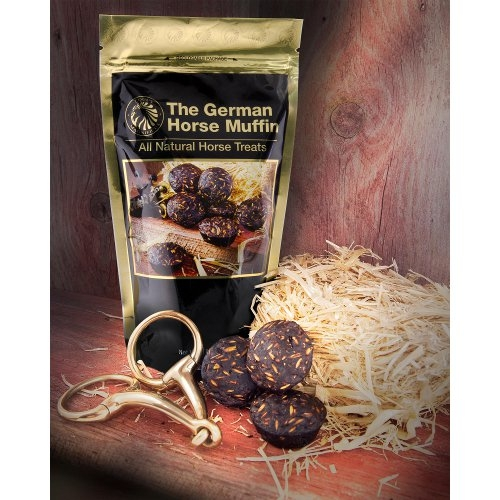 German Minty Muffins All Natural Horse Treats 1lb