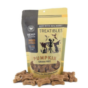 FULL SIZE – LARGE PUMPKIN HARD CHEWS (45 CT) – CANINE