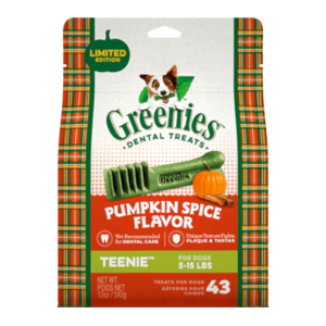 Greenies Pumpkin Spice 12oz