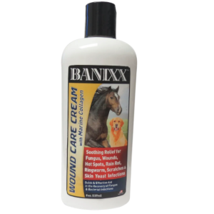 Banixx Wound Care Cream 8oz